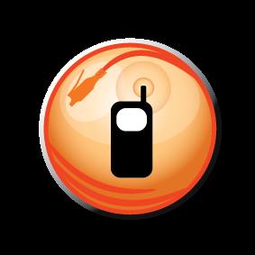 Radio hire icon