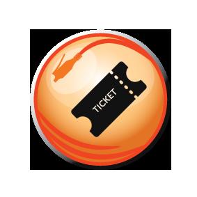 Ticketing Icon